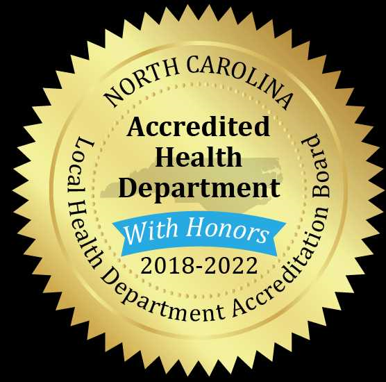 Accreditation with Honors